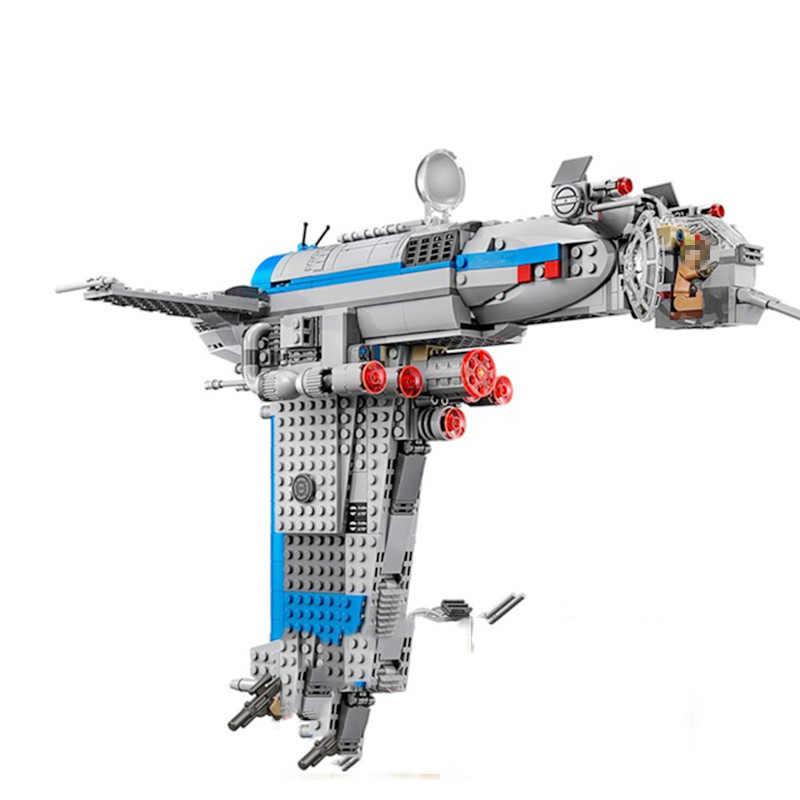 Для Legoing, Звездные войны, фигурки из фильмов, совместимые с космическими кораблями, набор Звездных войн, космический корабль, строительные блоки, сделай сам, детские игрушки, подарок