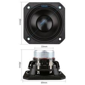 Image 2 - AIYIMA 2 pièces 2.5 pouces gamme complète haut parleur pilote 15W Audio fièvre haut parleurs musique son haut parleur colonne pour bricolage Home cinéma