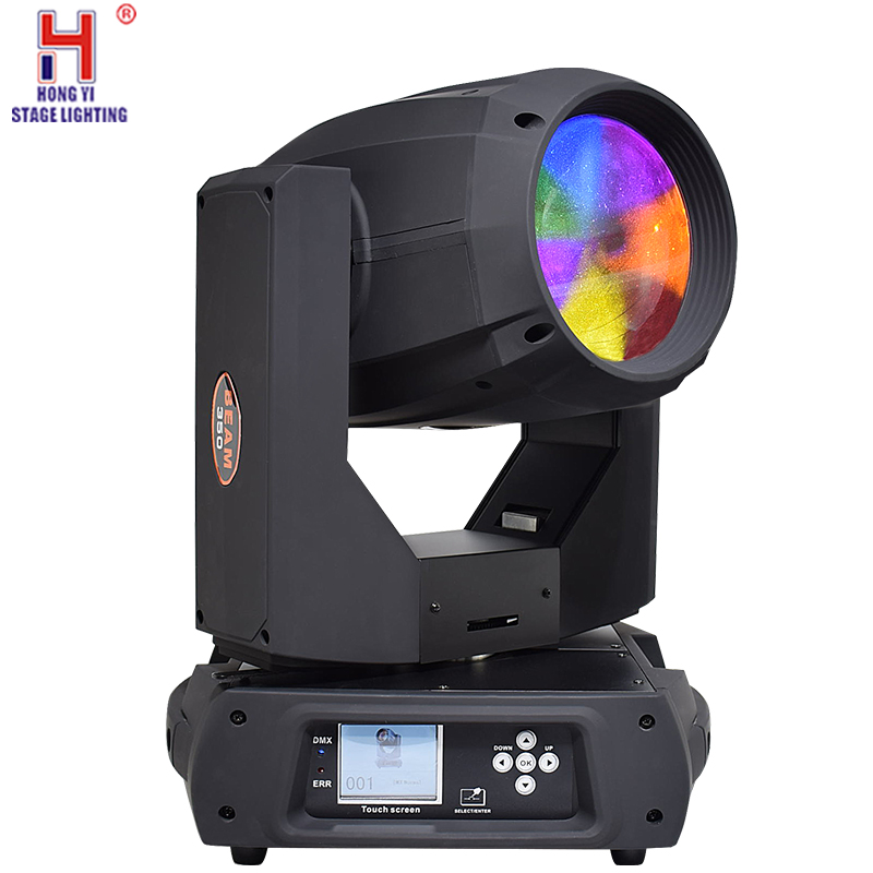 Sharpy Beam 350W 17R Moving Head Beam Light Wash Disco Light For DJ Stage Light