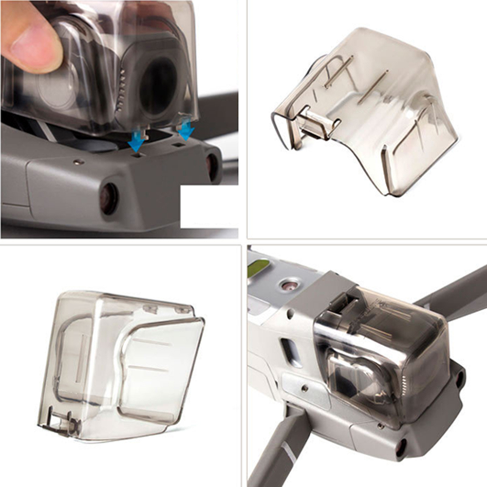 For DJI Mavic 2 Pro Zoom Drone Gimbal Camera Lens Lock Cap Transportation Cover