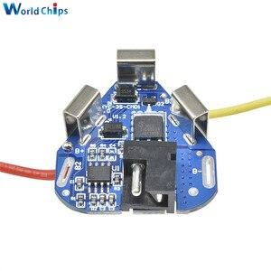 3S 12,6 V 6A BMS литий-ионная плата защиты аккумулятора 18650 power Bank балансировочная плата эквалайзера батареи для электрической дрели