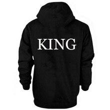 King hooded Hoodies Sweatshirts 2020 Women