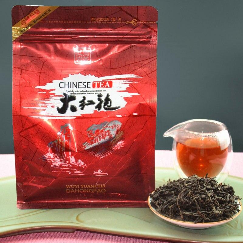 2018 China Wuyi Da Hong Pao Oolong Tea Dahongpao Tea Green Food For Health Care Lose Weight CHENGXJ