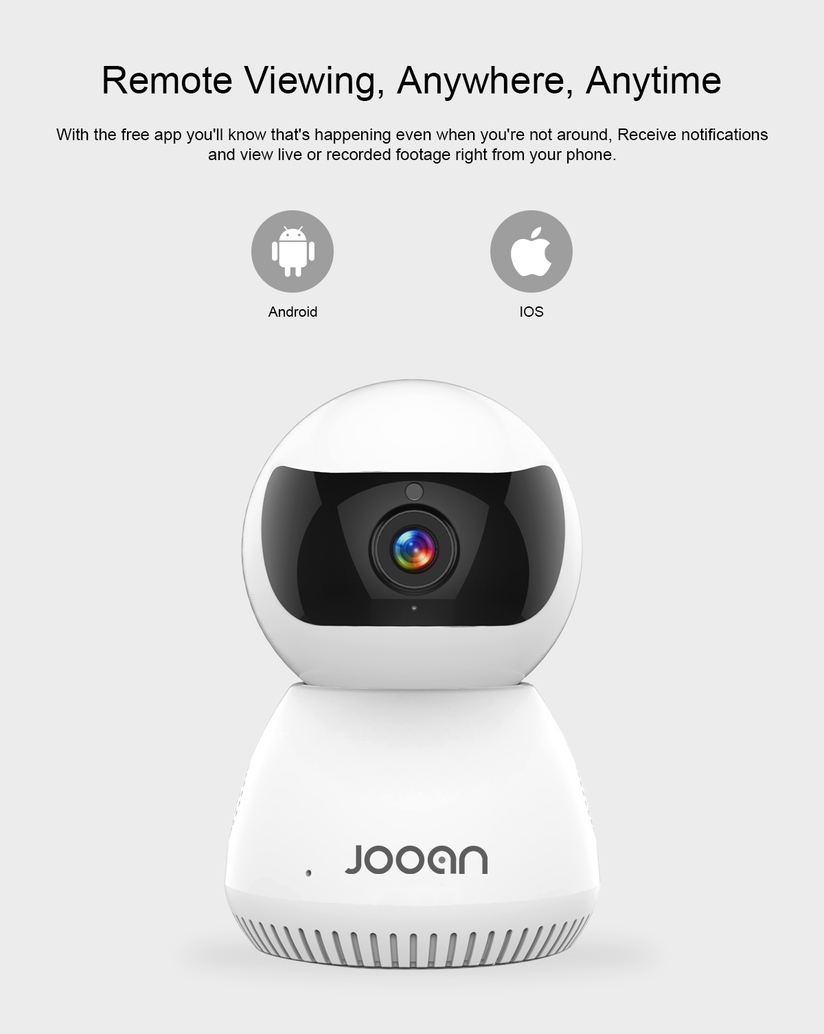 H81c87d61bbed4fc488bb017e42c1f402Z JOOAN IP Camera 1080p Wireless Home Security IP Camera Surveillance Camera Wifi  CCTV Camera Baby Monitor with 30days free