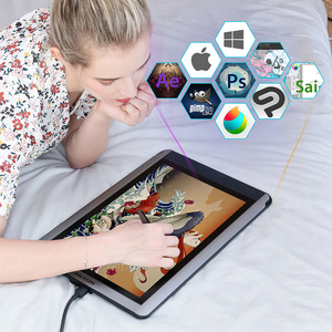 Image 5 - HUION KAMVAS GT 156HD V3 (Kamvas 16) עט תצוגת צג 15.6 אינץ דיגיטלי גרפיקה ציור Tablet צג עם 8192 רמות