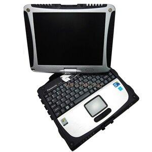 Image 5 - MB Stern C5 SD SCHLIEßEN KOMPAKTE 5 Auto Diagnose Werkzeug mit Software 2021 03 SSD und CF 19 i5 Toughbook full kit Bereit zu verwenden