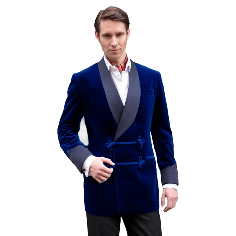 2020 Custom Made Mens Suit For Wedding Prom Dresses Party Dress Best Man Wear Tuxedos Dinner Suit Two Pieces Suit (Jacket+Pants)