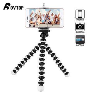 Tripod-Stand Desk Octopus Camera Table Smartphone Phone-Telefon Dslr Gorillapod Flexible