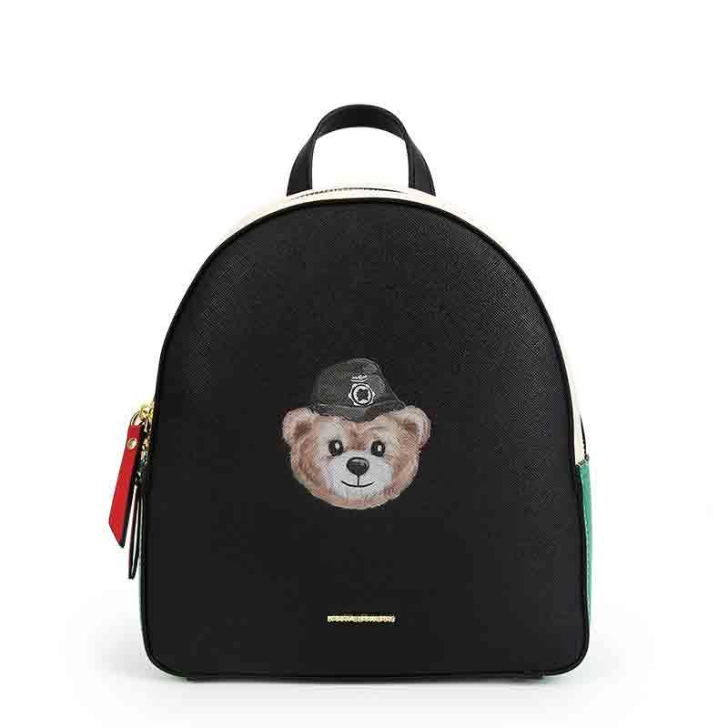 TS-DB001 de haute qualité Original 1:1 espagnol ours mode dames filles sac à dos en cuir sac de luxe pour femmes livraison gratuite