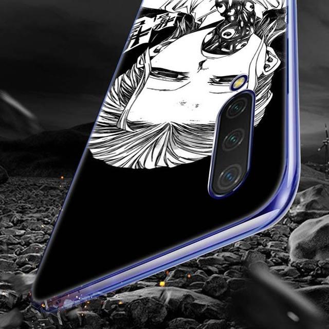Junji Ito Tees Horror Hard PC Case For Xiaomi Mi Note 10 Pro CC9 CC9E 9 9T Pro 9 Lite 9SE A1 A2 8 Lite F1 Cover Couqe