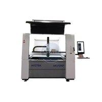 Special offer cnc 1390 lazer cutter fiber laser cut machine for metal sheet AKJ1390F