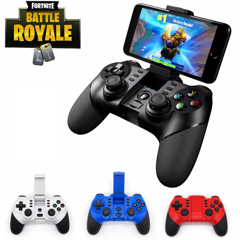 X6 Bluetooth Controller Gamepad For Mobile Phone Game Wireless Console For PS3 Joystick video game accessories