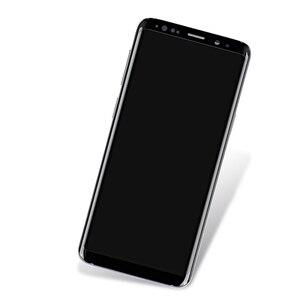 Image 2 - AMOLED לסמסונג גלקסי S9 בתוספת LCD מסך מגע Digitizer עצרת עם מסגרת S9 + S9 LCD G960 G965 החלפה