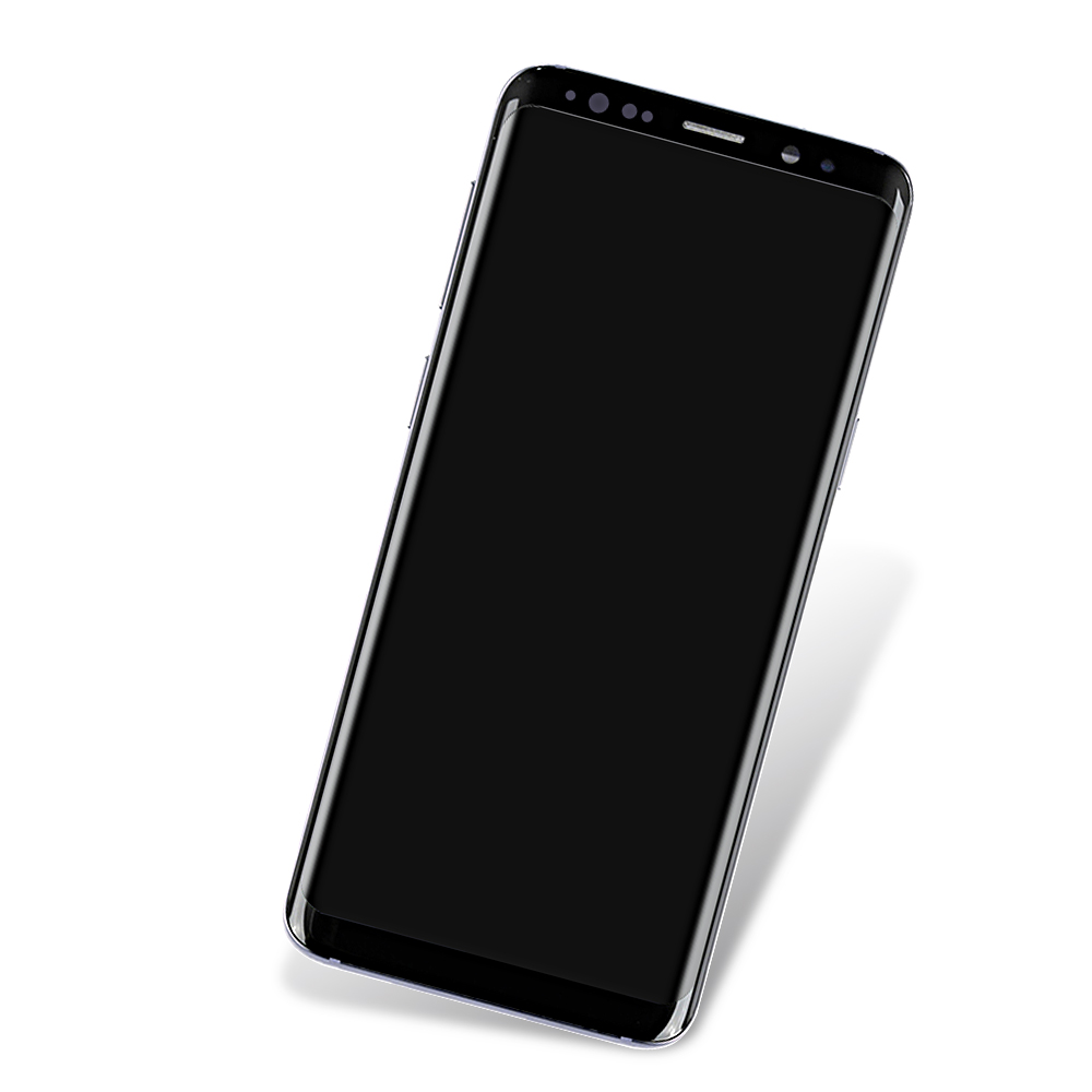 Image 2 - AMOLED for SAMSUNG Galaxy S9 Plus LCD Touch Screen Digitizer Assembly with Frame S9+ S9 LCD G960 G965 Replacement-in Mobile Phone LCD Screens from Cellphones & Telecommunications