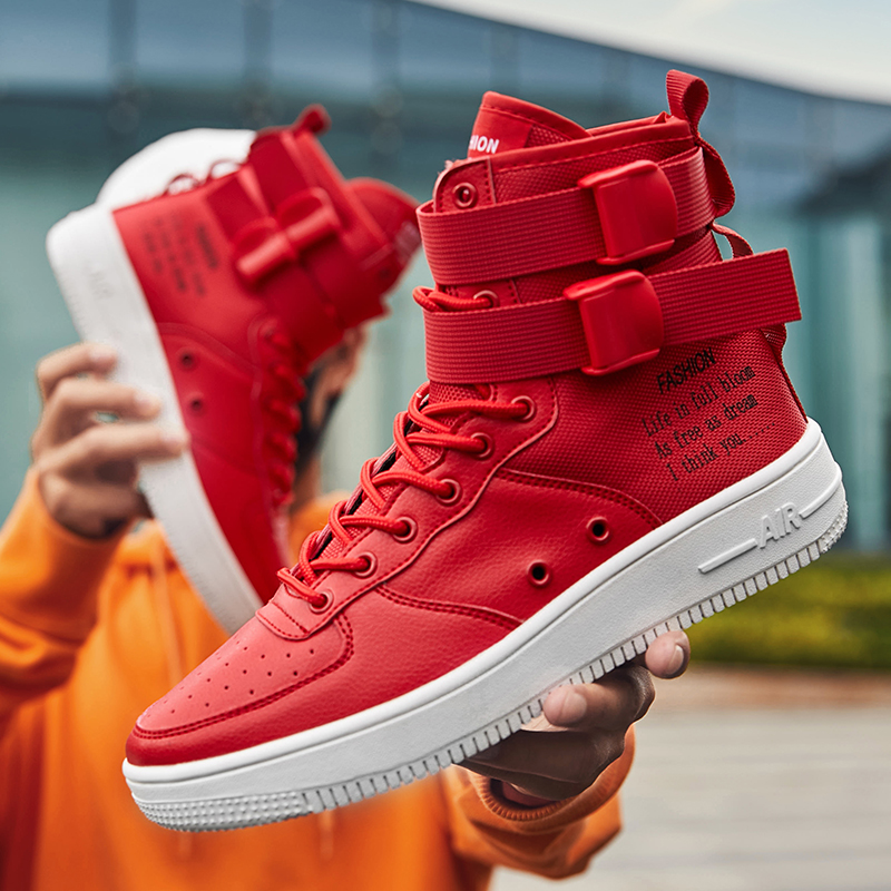 Bakset Homme 2019 Brand Men Sport Shoes Men Basketball Shoes Breathable Light Air Basketball Sneakers Anti skid Trainers 1 Basketball Shoes     - title=