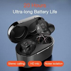 Image 5 - EARDECO prawdziwe bezprzewodowe wkładki douszne TWS sportowe słuchawki douszne słuchawki Bluetooth słuchawki douszne słuchawki bezprzewodowe słuchawki douszne