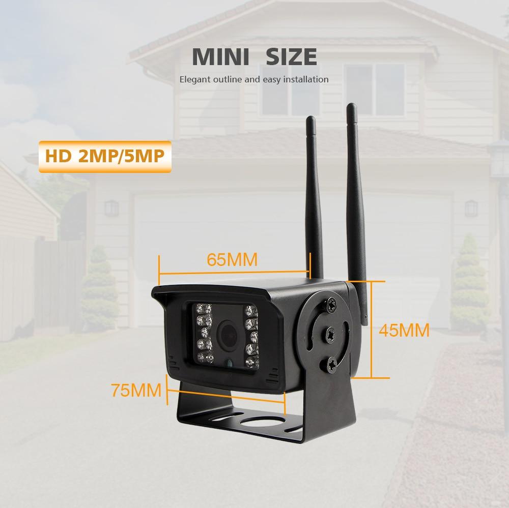 Caméra IP WIFI 4G (9)