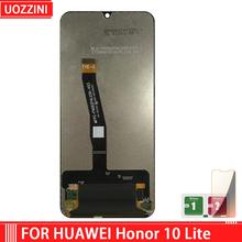 For huawei Honor 10 lite HRY-LX1T LCD Display+Touch Screen Digitizer Assembly LCD with Free Tempered Glass