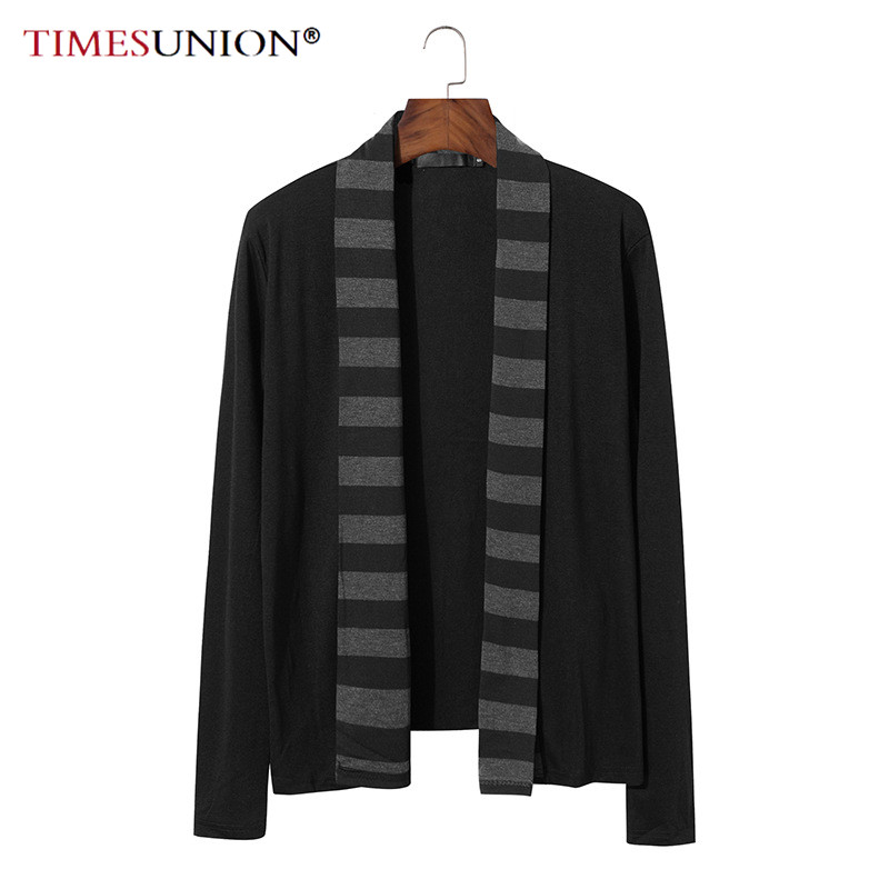 Mens Sweaters Long Sleeve Cardigan Sweater Pull Style Cardigan Clothings Fashion Casual Men Knitwear Sweater Coats
