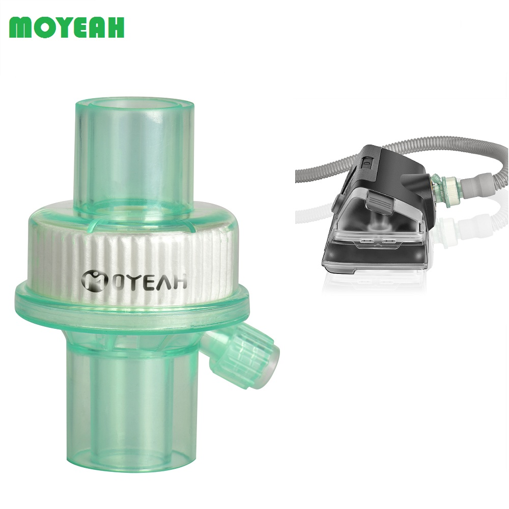 MOYEAH CPAP APAP BiPAP Bacterial Viral Filters For Sleeping Mask Hose Anti Snoring Bacterium Filter for all brands CPAP machines