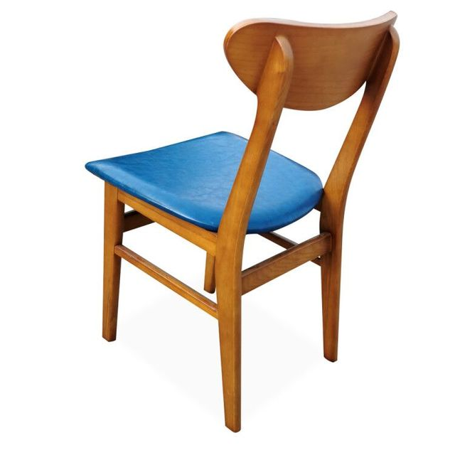 Ash Wood Dining Chair 4