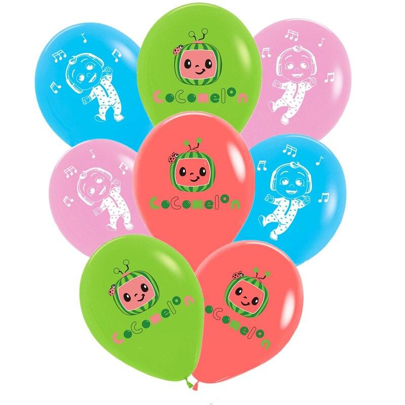 Набор воздушных шаров из латекса, 12 шт.-0