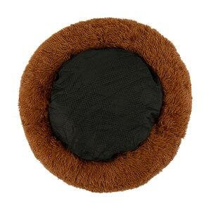 Image 4 - ยาวตุ๊กตาสัตว์เลี้ยงสุนัขเตียงสีเทารอบแมวฤดูหนาวWarm Sleepingเตียงกระเป๋าลูกสุนัขเบาะรองนั่งสุนัขสัตว์เลี้ยงแบบพกพาอุปกรณ์Willstar