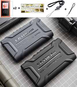 Image 1 - غطاء حماية كامل مضاد للصدمات مضاد للإنزلاق لهاتف Sony ووكمان NW A55HN A56HN A57HN A50 A55 A56 A57