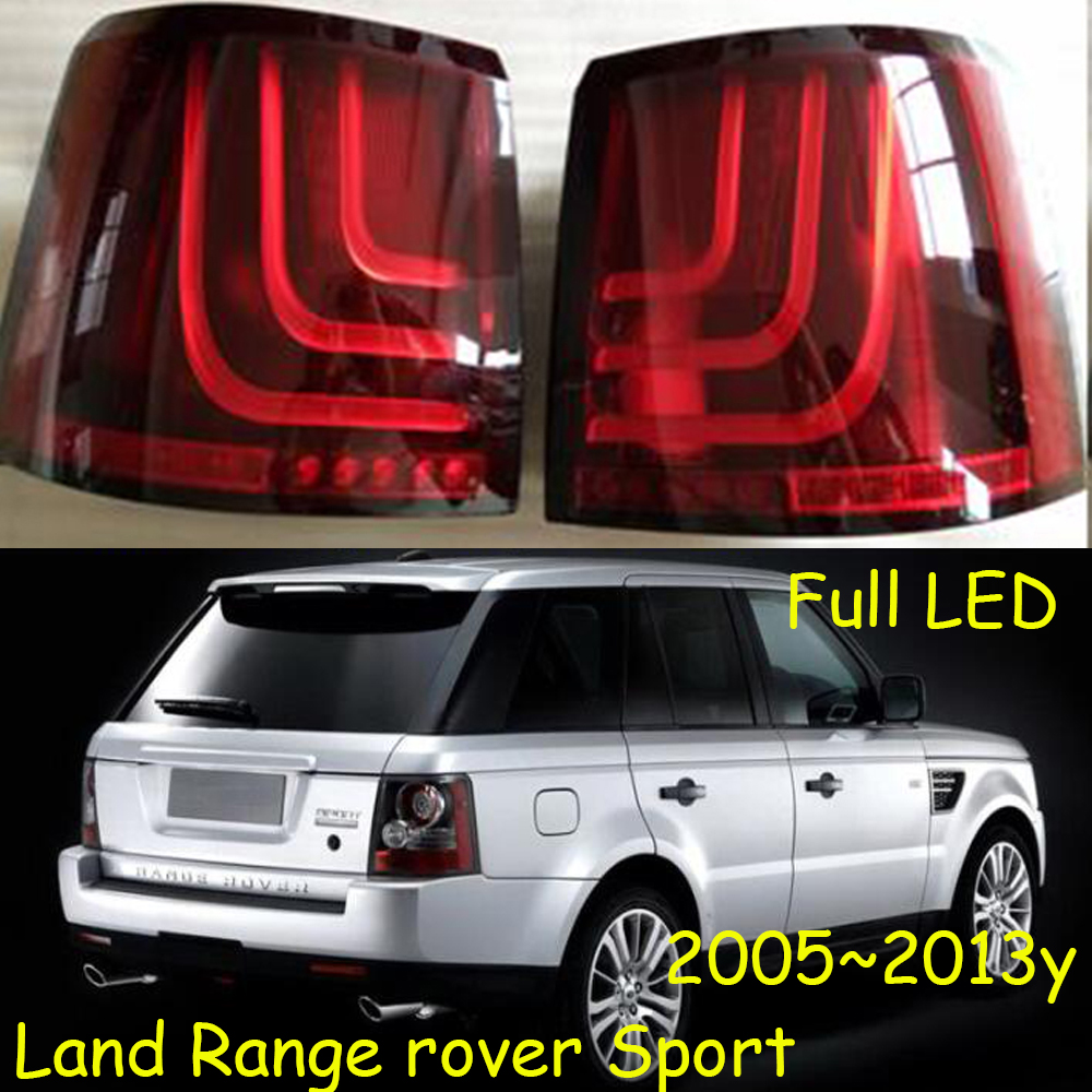 Car Bumper Taillamp For Land Rover Range Taillight Sport 2005~2013y LED Car Accessories Tail Lamp For Range Rover Rear Light
