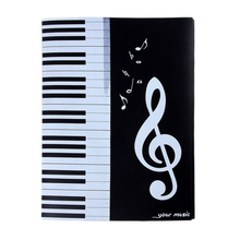 File Music-Folder A4 Four-Sides Organizer Player Note-Case Storage-Piano Sheet Concert-Instrument