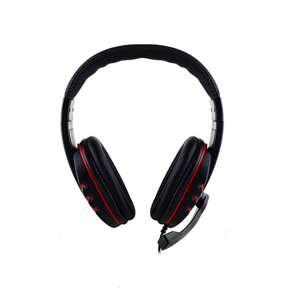 Gaming Headset with Microphone-Sound Clarity Noise Reduction Headphone LED Lighting for Computer Game for PS4 / XBOX-ONE Hot