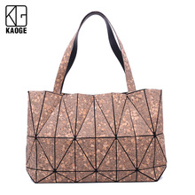 Portugal Natural Cork bags Vintage Women Hand Bag