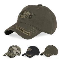 Navy Seals Baseball Caps Camo US Army Visor Mens Commando Gorras Urban Tactical Snapback Hats Acrylic Camouflage