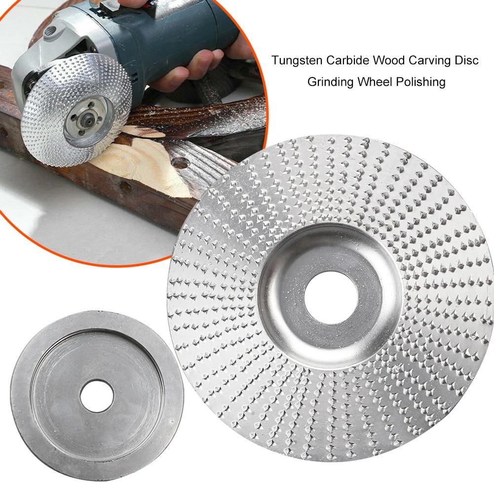 Steel Grinding Wheel Wood Discs Angle Grinder Polishing Plate Metal Plastic Wood Abrasive Discs Sanding Carving Rotary Tools