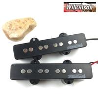Wilkinson Lic Vintage Style 4 Strings JB jazz electric bass Guitar Pickup four strings guitar pickups WOJB