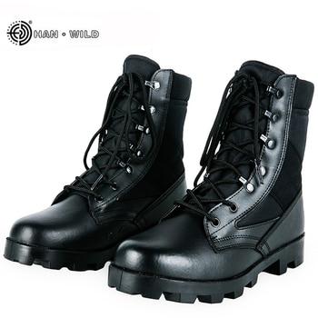 2019 Winter Tactical Boots Men