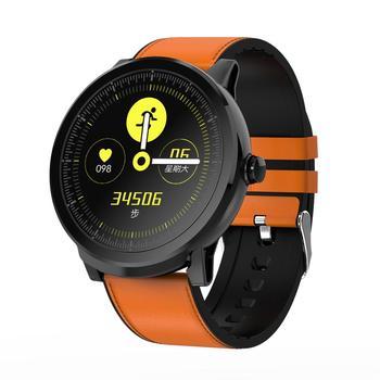 SENBONO S10 PRO Sport Full Screen Touch Smart Watch Men Women Clock Heart Rate Monitor Smartwatch Fitness tracker Clock Bracelet 2