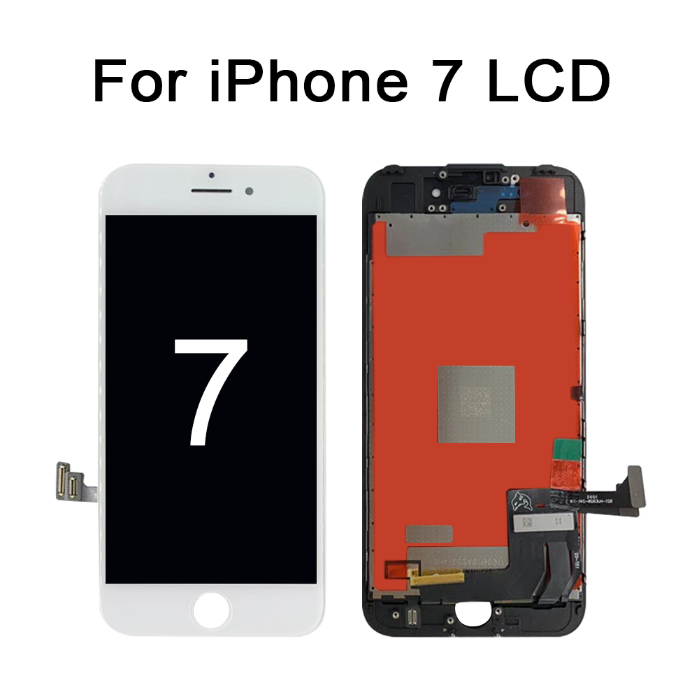 H81cfa63fbc344a76ba20961fd63a2fabJ Perfect Quality AAA+++ For iPhone 7 LCD 4.7 inch Screen Diaplay 100% No Dead Pixel Pantalla For iPhone 6 6S 7 8 LCD with Gifts