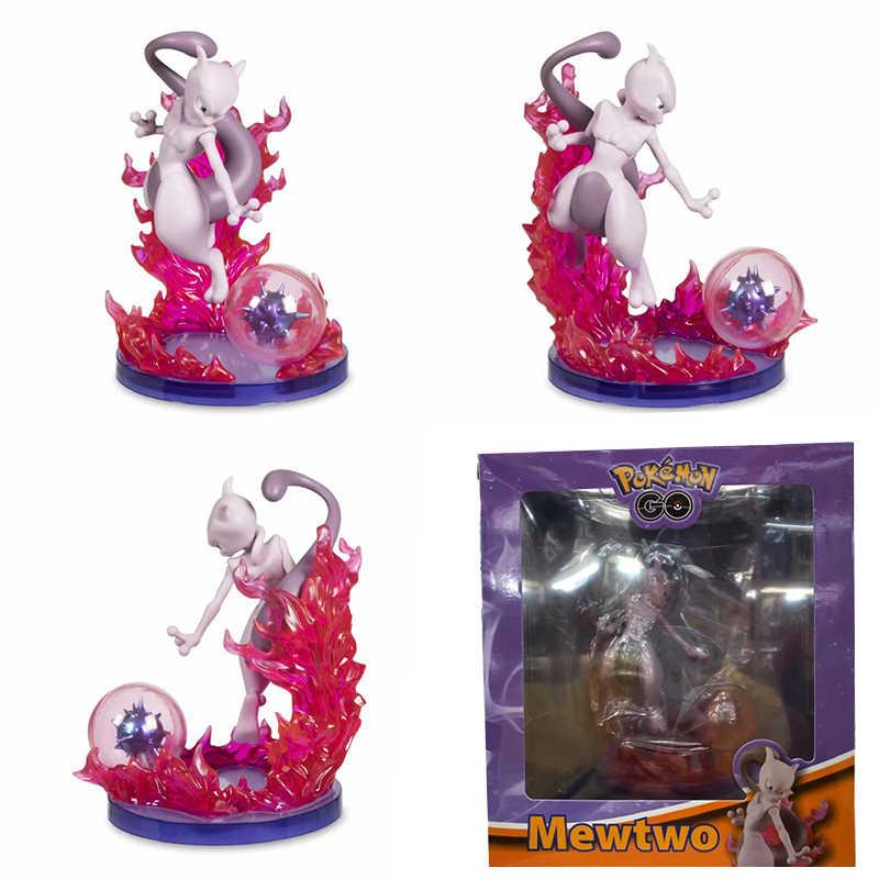 タカラトミーのおもちゃポケモンモンスター 15 センチメートルミュウツー Genger グッズアクションフィギュアポケットモンスター人形