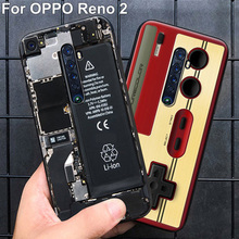 For OPPO Reno 2 case PCKM00 back cover r