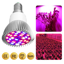 18/28/30/50/80W LED Grow Light E27 Lamp Bulb for Plant Hydroponic Full Spectrum Grow Light Spectrum Lamp Bulb for Plants Growing full spectrum 18 30 50w 80w led grow light e27 e26 lamp bulb for plant hydroponic full spectrum