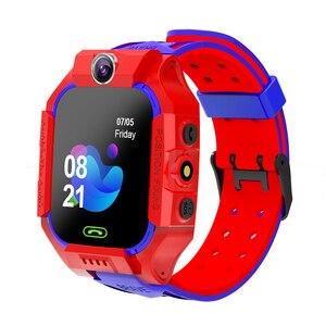 Image 2 - Q19 /G7/G5 çocuklar akıllı saat görüntülü sohbet akıllı oyunlar uzaktan fotoğraf SOS acil yardım akıllı saat