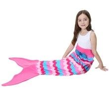 От 3 до 12 лет кигуруми детское одеяло зимнее теплое ветрозащитное разноцветная Труба Форма shovr продукты детский спальный мешок