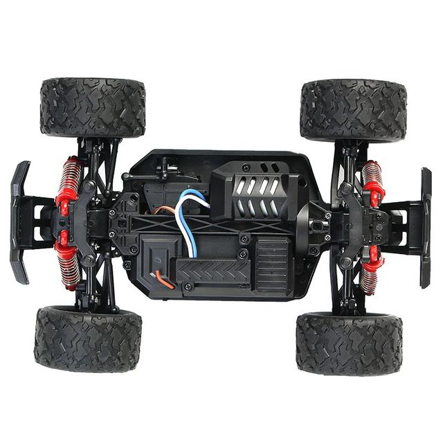 HS 18301/18302 RC Car 1:18 2.4Ghz 4WD Radio Control Car High Speed Big Foot RC Racing Car OFF-Road Vehicle Toys for Children 5