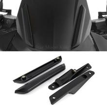 Dla BMW R1200GS LC Adventure 2013 - 2018 motocykl szyby przedniej szyby wykończenia zewnętrzny uchwyt wspornika taśmy R 1200 GS R1200 GS ADV