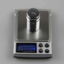 Cheap 100g/0.1g-1kg/0.1g Portable Scales Jewelery Digital 0.01g 0.1g High Precious Medicinal herbs Gold Pocket New
