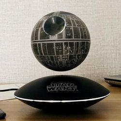 MYBY Death Star Maglev Bluetooth wireless lautsprecher mini bass, magnetische levitation spielzeug Bluetooth lautsprecher