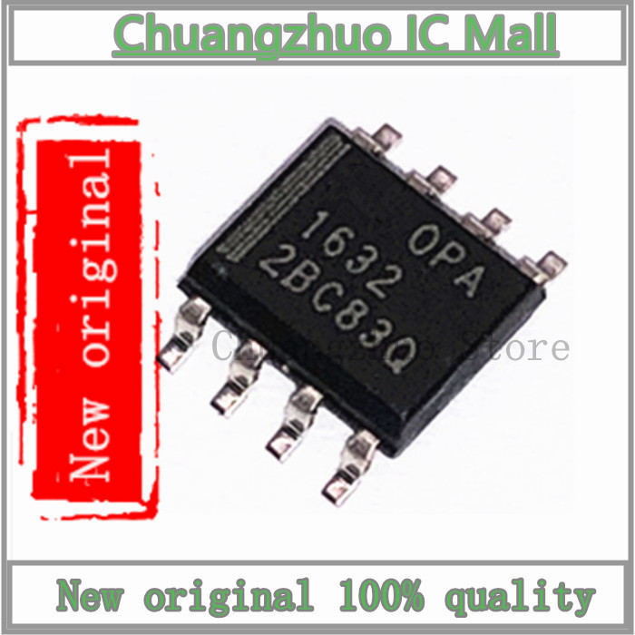 1PCS/lot New Original OPA1632DR OPA1632 OPA 1632 SOP-8  IC Chip
