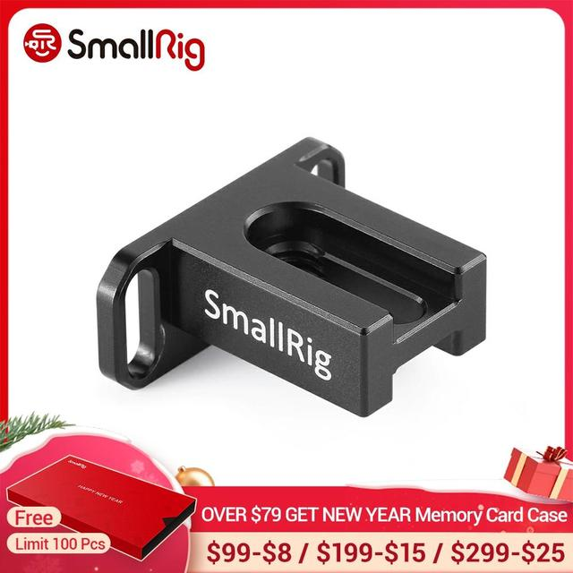 SmallRig BMPCC 4 K מצלמה עדשת תמיכה Metabones מתאם תמיכה BMPCC 4 K מצלמה 2247