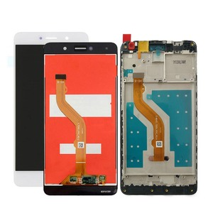 Image 2 - DRKITANO Display For HUAWEI Y7 2017 LCD Display Touch Screen Digitizer For Huawei Y7 Prime 2017 LCD With Frame TRT L21 TRT LX1